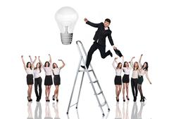 people business team - stock photo