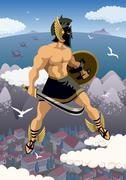 Perseus Stock Illustration