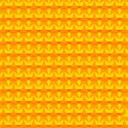 abstract star overlap pattern design background vector - stock illustration