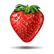 Strawberry - stock illustration