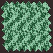 creative square strip pattern background - stock illustration