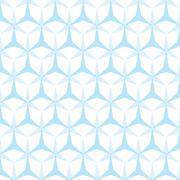 creative star shape design pattern vector - stock illustration