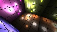 Disco Lights - stock footage
