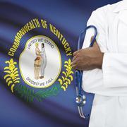 Concept of national healthcare system - Kentucky Stock Photos