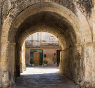 Arc in Lecce Stock Photos