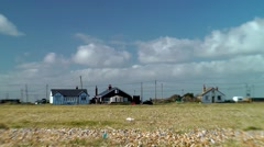 Dungeness time lapse Stock Footage