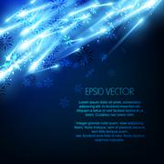 Shiny beautiful background Stock Illustration