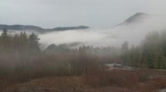 Upslope Fog Stock Footage