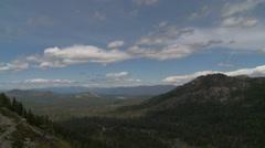 Sunny Sierras - stock footage