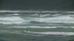 Stormy Seas - stock footage