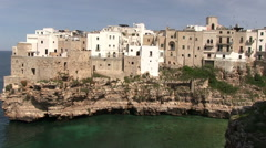 Apulia - Italy - Southeast - stock footage