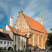 Stock Photo of Lutheran St. John's Church, Riga, Latvia