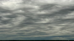 Asperitas Waves Stock Footage