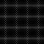 Stock Illustration of texture black bricks