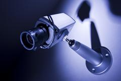 Safety security equipment - stock photo