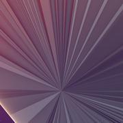 Raster abstract background. Render in 3D program. Lines, stripes, horizon - stock illustration