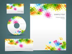 style template art illustration - stock illustration