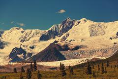 Wrangell-St.Elias NP - stock photo