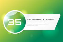 Stock Illustration of Information infographics design statistic vector