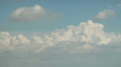 Towering Cumulus Stock Footage