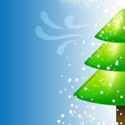 christmas holiday design - stock illustration