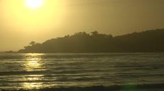Monterey Sunset Stock Footage