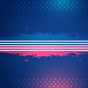 American flag vector design Piirros