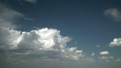 cloud Anvils are Born - stock footage
