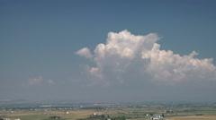 Airmass Thundershower Stock Footage
