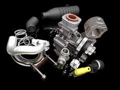 Car engine Kuvituskuvat