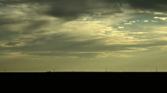 Mid-Layer CLouds Stock Footage