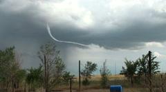 Rope Tornado Stock Footage