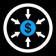 Stock Illustration of Income icon