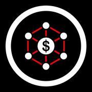 Scheme icon - stock illustration