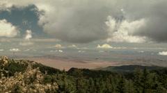 Cumulus Updrafts Stock Footage