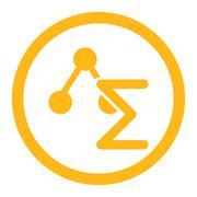 Analysis icon - stock illustration