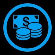 Stock Illustration of Cash icon
