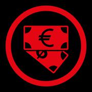 Banknotes icon Stock Illustration