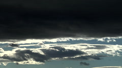 Cloud Band Stock Footage