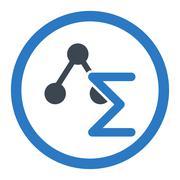 Stock Illustration of Analysis icon