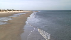 Tide Is Out - stock footage