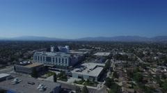 Kaiser permanente los Angeles hospital Stock Footage