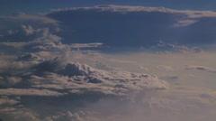 Cloud-drift Stock Footage