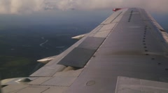 Stock Video Footage of raised flaps
