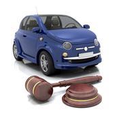 Car auction - stock photo
