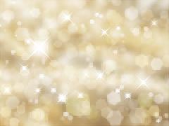 Stock Illustration of Glittery gold background