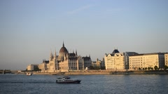 budapest city - stock footage