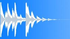 Futuristic Smartphone message alert OS start notification door bell, beep 225-1 Sound Effect