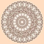 decorative background - stock illustration