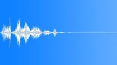 Futuristic interface SMS MMS message sound alert, OS start notification  0408 - sound effect